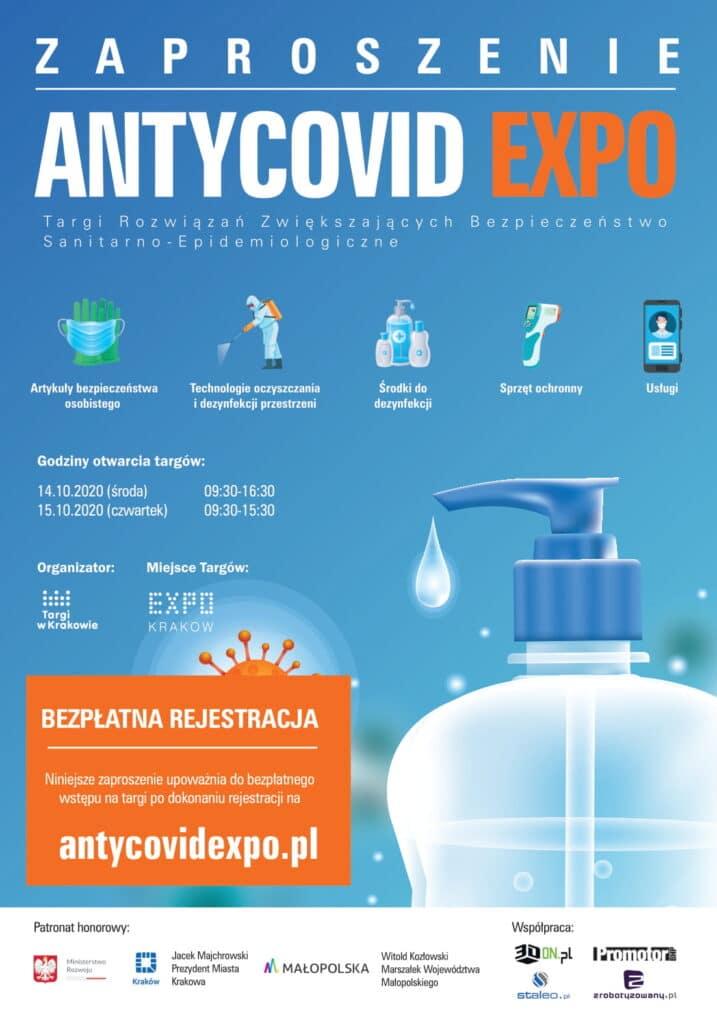 ANTYCOVID EXPO KRAKÓW